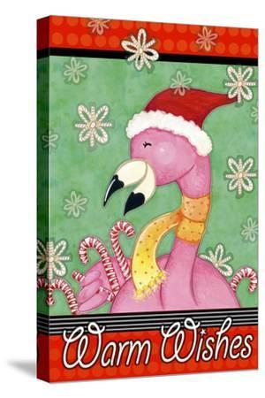 Warm Wishes-Valarie Wade-Stretched Canvas Print