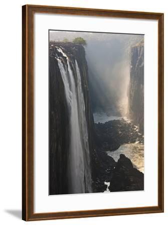 Victoria Falls, Zambia-Peter Adams-Framed Photographic Print