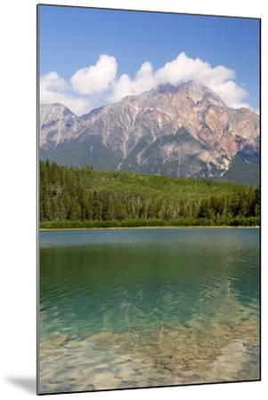 Canada, Alberta, Jasper NP, Pyramid Mountain and Patricia Lake-Jamie & Judy Wild-Mounted Photographic Print