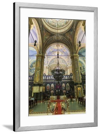 Bulgaria, Varna, Orthodox Cathedral of the Assumption of the Virgin-Walter Bibikow-Framed Photographic Print
