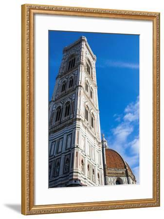 Cathedral Santa Maria del Fiore, Piazza del Duomo, Tuscany, Italy-Nico Tondini-Framed Photographic Print