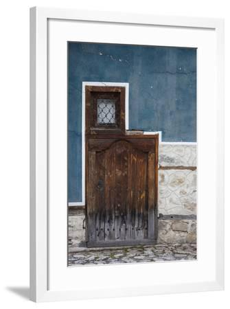 Bulgaria, Koprivshtitsa, Bulgarian National Revival-Style House-Walter Bibikow-Framed Photographic Print