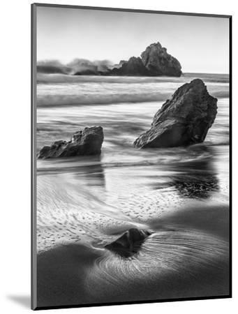 USA, California, Pfeiffer Beach-John Ford-Mounted Photographic Print