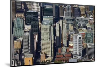 California, San Francisco, Skyscrapers around Mission Street-David Wall-Mounted Photographic Print
