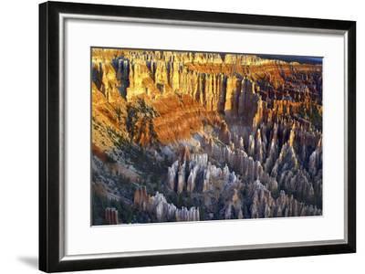 USA, Utah, Sunrise at Bryce Point Bryce National Park-John Ford-Framed Photographic Print