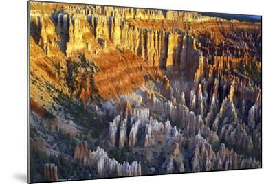 USA, Utah, Sunrise at Bryce Point Bryce National Park-John Ford-Mounted Photographic Print