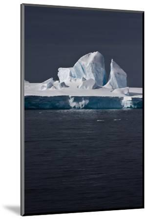Antarctica. Iceberg-Janet Muir-Mounted Photographic Print