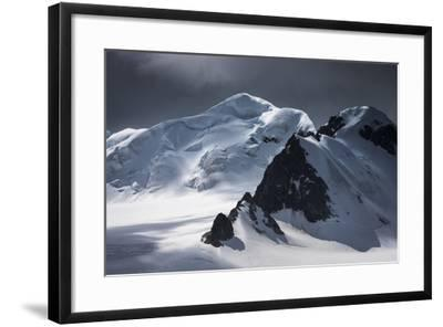 Antarctica, South Orkney Islands. Mountain and Glacier Landscape-Bill Young-Framed Photographic Print