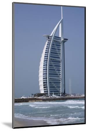 Uae, Dubai. Jumeirah District, Burj Al Arab Hotel-Cindy Miller Hopkins-Mounted Photographic Print