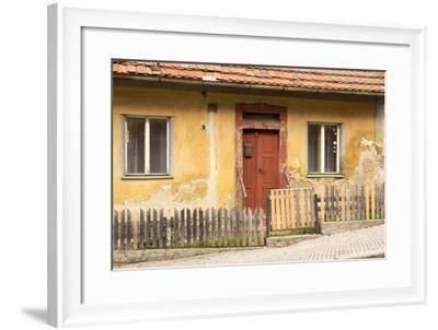 Czech Republic, Bohemia, Karlstejn-Emily Wilson-Framed Photographic Print