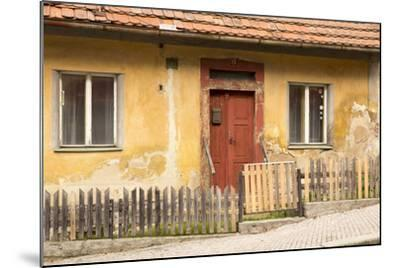 Czech Republic, Bohemia, Karlstejn-Emily Wilson-Mounted Photographic Print