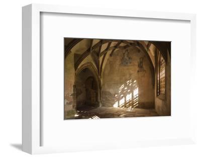 Germany, Baden-Wurttemberg, Maulbronn, Kloster Maulbronn Abbey-Walter Bibikow-Framed Photographic Print