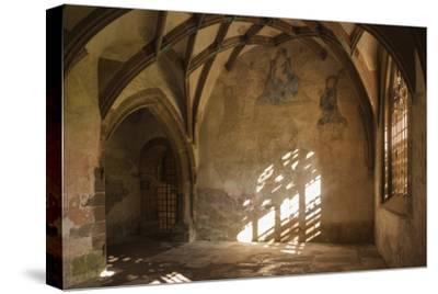 Germany, Baden-Wurttemberg, Maulbronn, Kloster Maulbronn Abbey-Walter Bibikow-Stretched Canvas Print