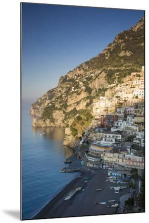 Morning on the Mountains Above Positano, Amalfi Coast, Campania, Italy-Brian Jannsen-Mounted Photographic Print