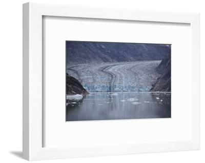 USA, Alaska, Inside Passage, Glacier-John Ford-Framed Photographic Print