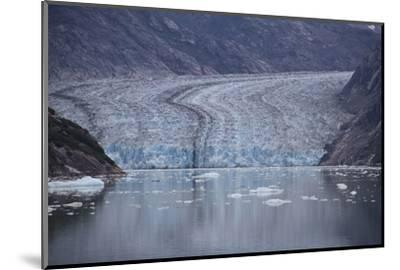 USA, Alaska, Inside Passage, Glacier-John Ford-Mounted Photographic Print