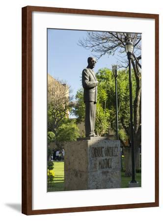 Rotunda of Illustrious People of Jalisco, Guadalajara, Jalisco, Mexico-Douglas Peebles-Framed Photographic Print