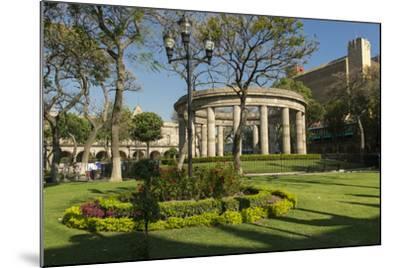 Rotunda of Illustrious People of Jalisco, Guadalajara, Jalisco, Mexico-Douglas Peebles-Mounted Photographic Print