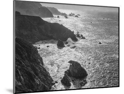 USA, California, Big Sur Coast-John Ford-Mounted Premium Photographic Print