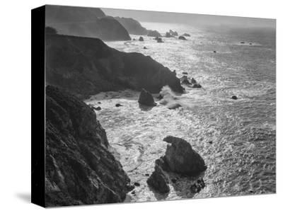 USA, California, Big Sur Coast-John Ford-Stretched Canvas Print