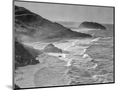 USA, California, Little Sur-John Ford-Mounted Photographic Print