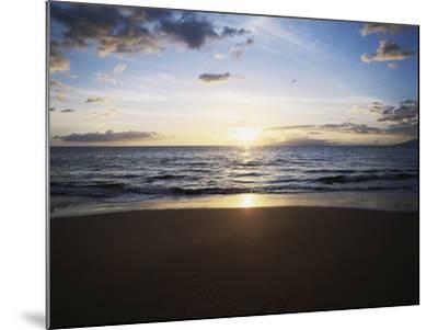 Hawaii Islands, Maui, View of Wailea Beach-Douglas Peebles-Mounted Photographic Print