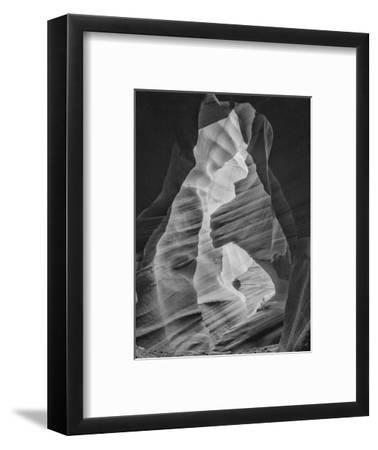 Exit Lower Antelope Canyon, Page, Arizona, USA-John Ford-Framed Photographic Print