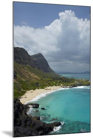 USA, Hawaii, Oahu, Makapu'u Beach-David Wall-Mounted Photographic Print