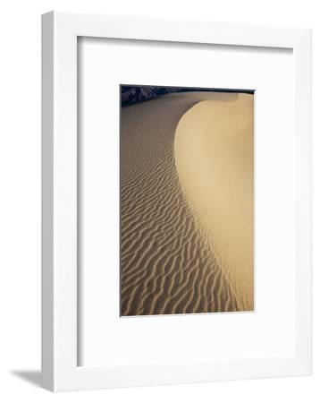 USA, California, Valley Dunes-John Ford-Framed Photographic Print
