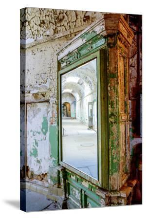 Pennsylvania, Philadelphia, Eastern State Penitentiary. Interior-Jay O'brien-Stretched Canvas Print
