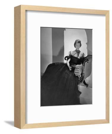 Vogue - May 1938-Horst P. Horst-Framed Premium Photographic Print