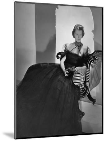 Vogue - May 1938-Horst P. Horst-Mounted Premium Photographic Print