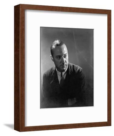 Vanity Fair - November 1932-Horst P. Horst-Framed Premium Photographic Print