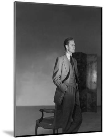 Vogue - August 1946-Horst P. Horst-Mounted Premium Photographic Print