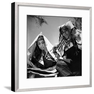 Vogue - August 1936-Horst P. Horst-Framed Premium Photographic Print