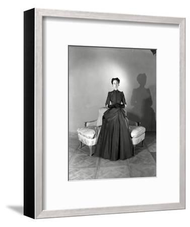 Vogue - May 1947-Horst P. Horst-Framed Premium Photographic Print