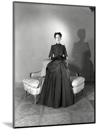 Vogue - May 1947-Horst P. Horst-Mounted Premium Photographic Print