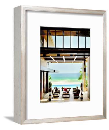 Architectural Digest--Framed Premium Photographic Print