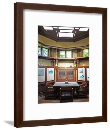 Architectural Digest-Lee Mindel-Framed Premium Photographic Print