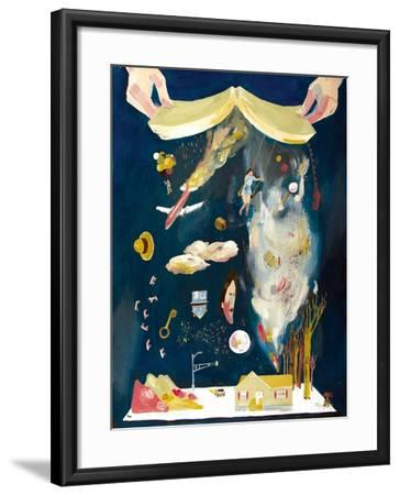 What Next? 2012-Grace Helmer-Framed Giclee Print
