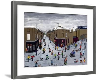 Untitled-Lee Sellers-Framed Giclee Print