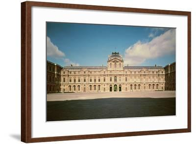 The Square Courtyard-Pierre Lescot-Framed Photographic Print