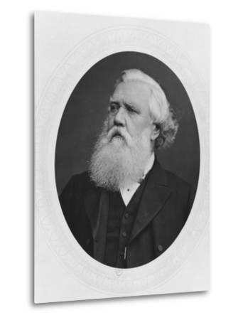 Portrait of Henry Layard, c.1880--Metal Print