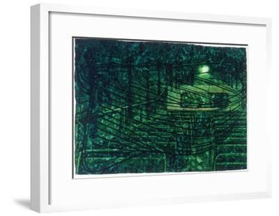 Trip-The Green Room-Graham Dean-Framed Giclee Print