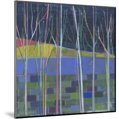 Stripes-Charlotte Evans-Mounted Giclee Print