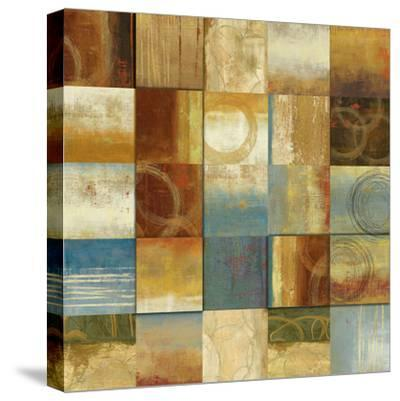 Connections I-Allison Pearce-Stretched Canvas Print