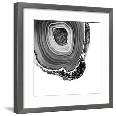 Grey Agate D-THE Studio-Framed Premium Photographic Print