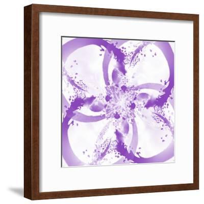 Splash Rings 2 - Recolor-Travis Winn-Framed Premium Giclee Print