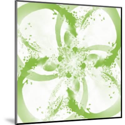 Splash Rings 2 - Recolor-Travis Winn-Mounted Premium Giclee Print