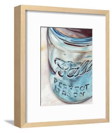 Mason Jar I-Redstreake-Framed Premium Giclee Print